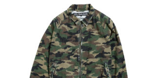 Feltraiger Keep It Timeless With Their 2 Bit Camo Jacket