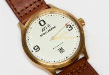 AVI-8 & Bradley Mountain Release A Limited Aviator Watch