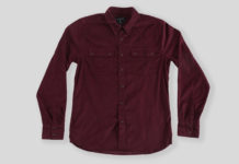 Freenote Teams Up With Standard & Strange For The Modern Western Shirt