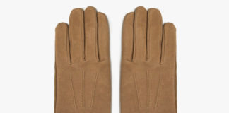 Keep Your Hands Warm With A.P.C.'s Luc Gloves