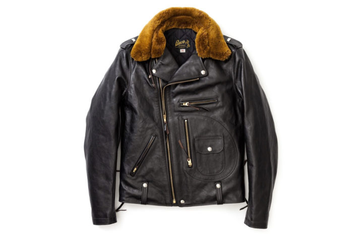 Look Like A Stud In Buco's J-24L Leather Jacket
