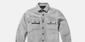 Saturday's Jeremiah CPO Jacket Is One Of Their Best Items On Sale
