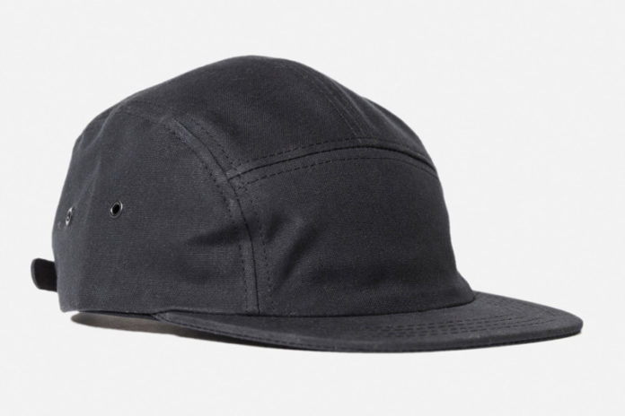 Up Your Headwear With 3sixteen's Waxed 5-Panel Cap