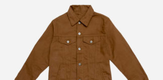 3sixteen's New Type 3s Jacket Has Spring Written All Over It