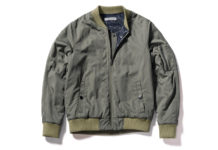 Outerknown's Flight Jacket Looks Good However You Wear It