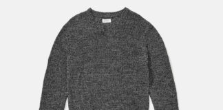 Saturday's New Perfect Sweater For Spring