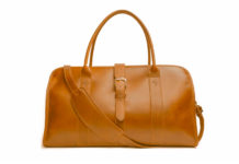 Treat Yourself To Solomon Chancellor's Weekender Bag