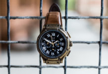 1 Year Anniversary Giveaway #1: MSTR Watches