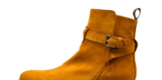 Buckle Up Sutro Footwear's Lawerence Boot