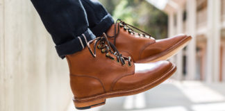 The Ultimate Boot: Reviewing Grant Stone's Diesel Boot