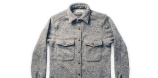 You'll Want To Live In This Taylor Stitch Jacket