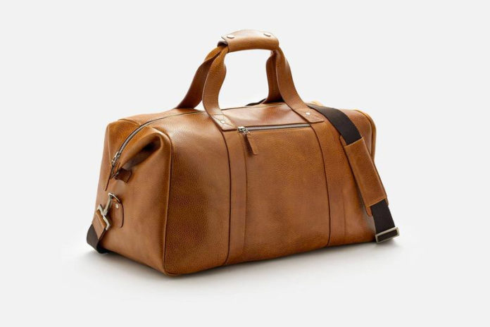 Gear Up For Travel Season With This Duffel Bag