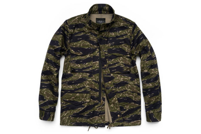 The Camo Jacket We've Been Waiting On