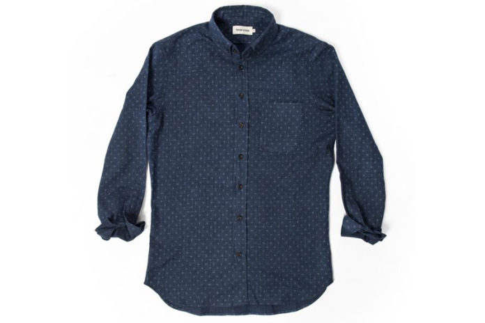 Look Like A Star In This Taylor Stitch Shirt