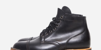 3sixteen & Viberg Re-Imagine The Classic Service Boot