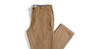 The Chino Alternative Perfect For Summer Heat