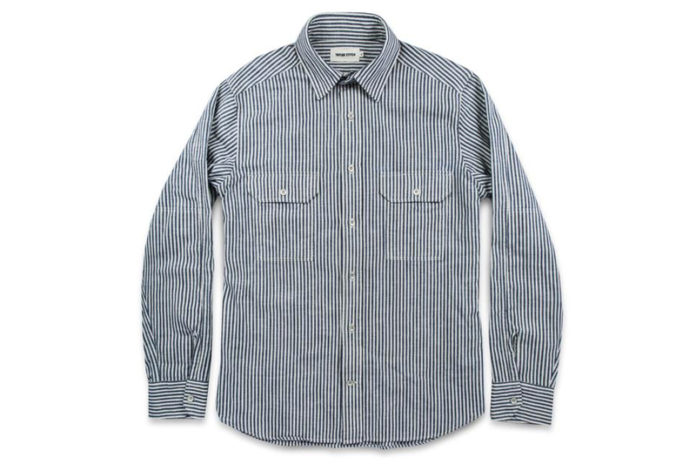 The Chore Shirt Your Closet Is Missing