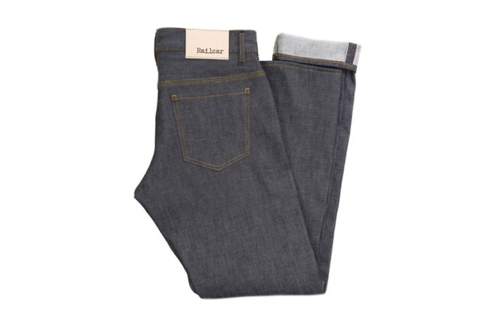Railcar Releases Limited Selvedge X040 Selvedge Denim