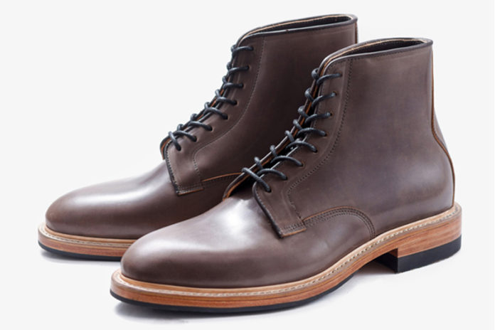 Sagara Unveils The Legacy X Shell Cordovan Boots