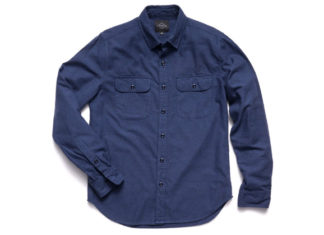 Rivay Welcomes Fall With Their New Flannel Shirt
