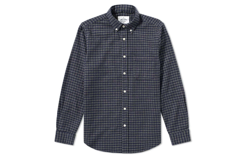 Portuguese Flannel's Check Shirt Is Just What You Need This Fall
