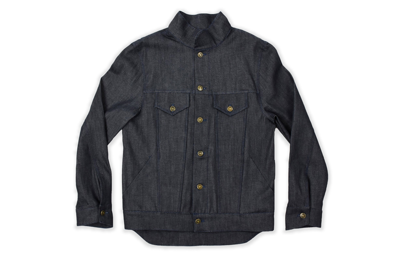 Thereu0027s No Question A Denim Jacket Is Essential To Any Manu0027s Closet, But  Finding The Perfect One Is Not An Easy Task. We Mightu0027ve Came One Step  Closer To ...