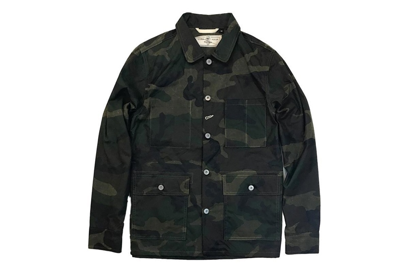The Only Camo Jacket You Should Buy This Season