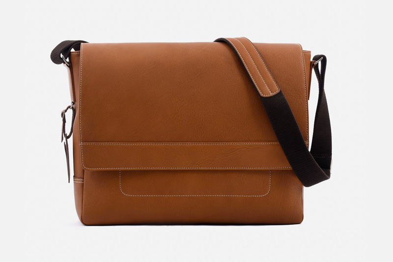 The Messenger Bag That's Turning Heads