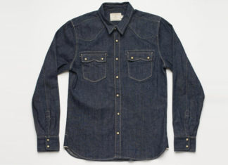 Freenote Puts A Modern Spin On The Western Shirt