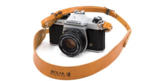 Upgrade Your Camera Strap With Bexar's Vagabond