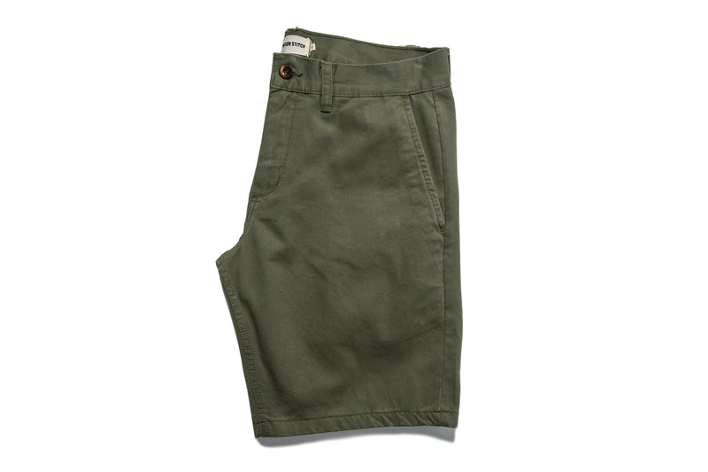 Beat The Heat In Style With Taylor Stitch's Travel Short