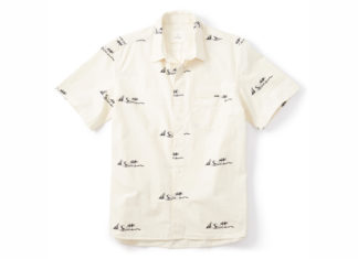 Get Ready For Summer Action With La Paz's Alegre Shirt