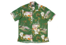 Gitman Bring The Summer Vibes For Their New Camp Shirt