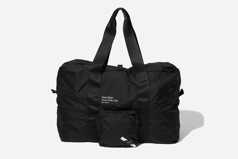 Saturdays NYC & Porter Team Up For Packable Bags