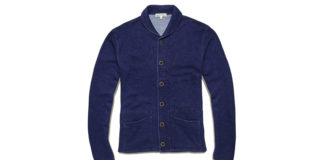 The Shawl Collar Jacket Missing From Your Closet