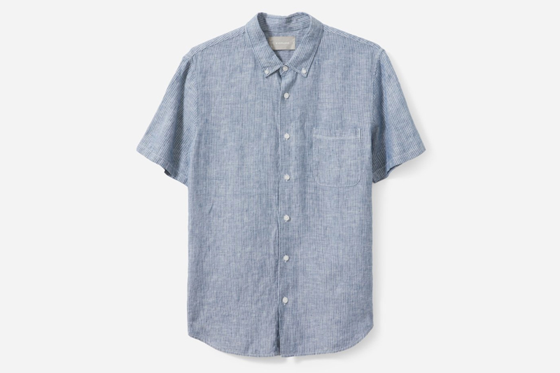 The Linen Shirt Missing From Your Summer Wardrobe