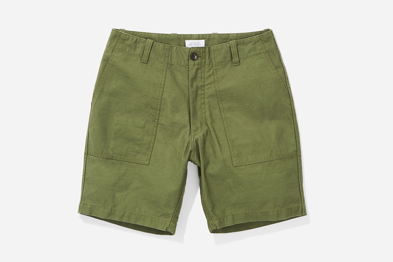 Beat The Heat With Saturday's Evan Shorts