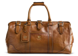 The Weekender Bag That's Too Nice For Words