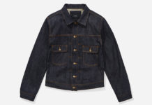 Score This Raw Denim Jacket At 50% Off