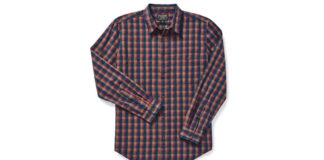 This Filson Shirt Takes You From Work To Play