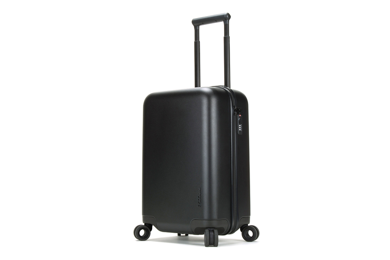 The Hardshell Roller That Makes All Other Luggage Jealous