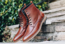 Hands-On: Buffalo Jackson's Davenport Boot