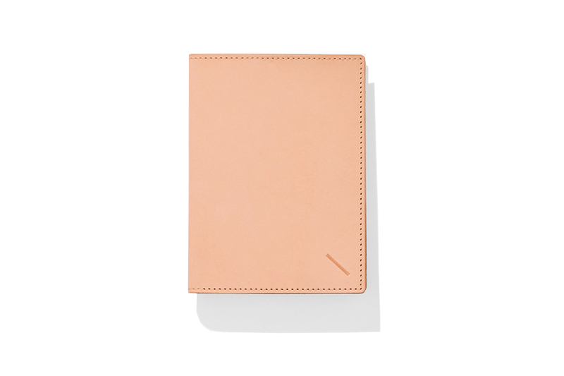 Treat Yourself To This Beautiful Veg-Tan Passport Case