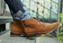 Summer Stylin': Hands-On With Thursday Boots' Scout Chukka Boot