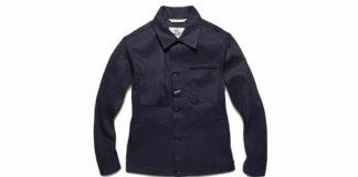 Feel Like A Boss In This Selvedge Denim Jacket