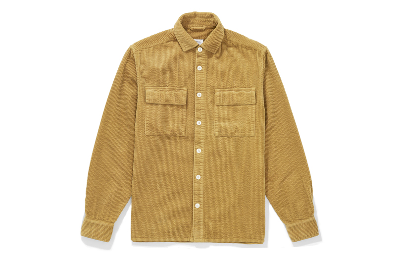 The Winter-Ready Corduroy Shirt You Definitely Need
