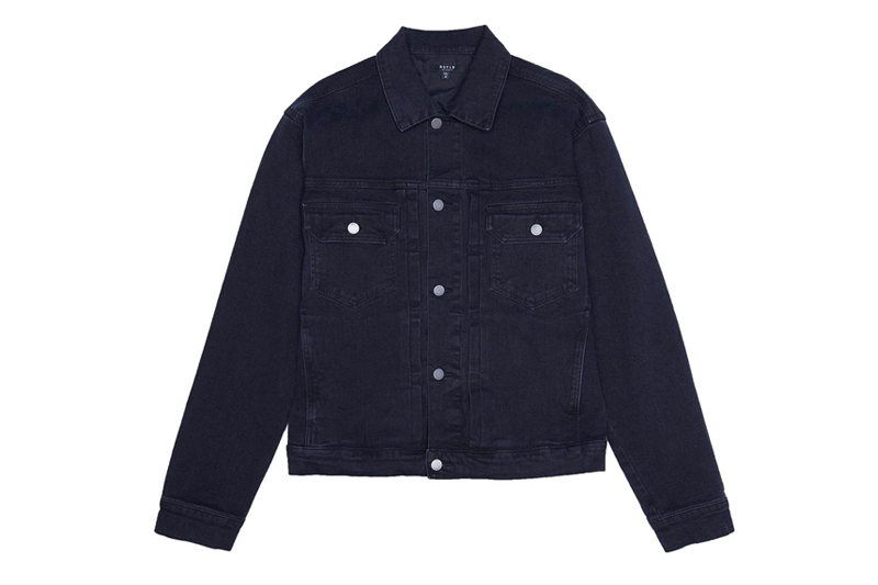 A Denim Jacket You Don't Need To Break-In