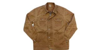 A Waxed Cotton Jacket That's Built To Last