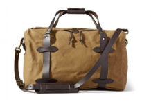 The Rugged Duffle Bag That'll Last A Lifetime