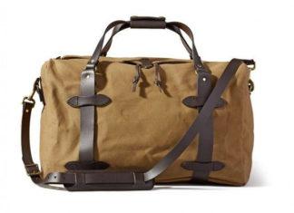 The Rugged Duffle Bag That'll Last A Lifetime